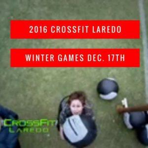 2016 CrossFit Laredo Winter Games