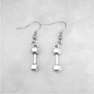 DUMBBELL Earrings